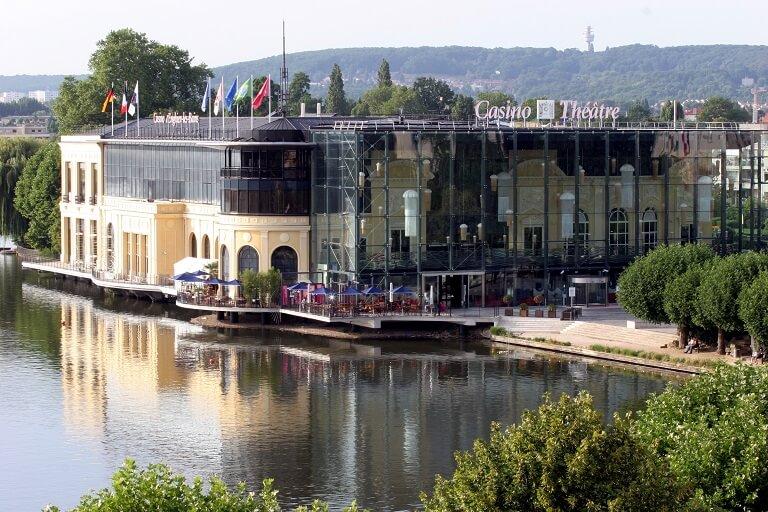 Casino Barriere dEnghien les Bains France