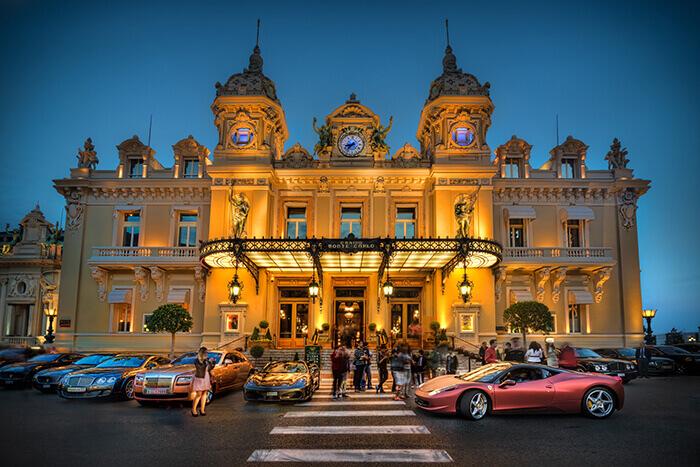 Casino de Monte Carlo Monako